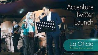 Video La Oficio - Accenture Twitter Account Launch at The Only One Club, FX Sudirman, Jakarta MP3, 3GP, MP4, WEBM, AVI, FLV Februari 2019