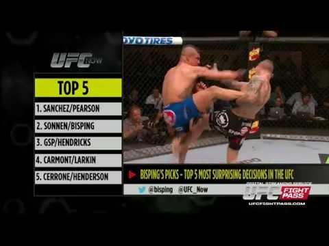 UFC Now Ep. 211: Top 5 Surprising Decisions