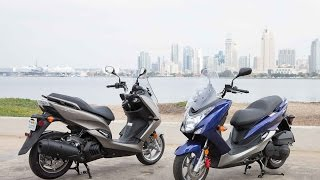 9. 2015 Yamaha Smax - FIRST RIDE Review