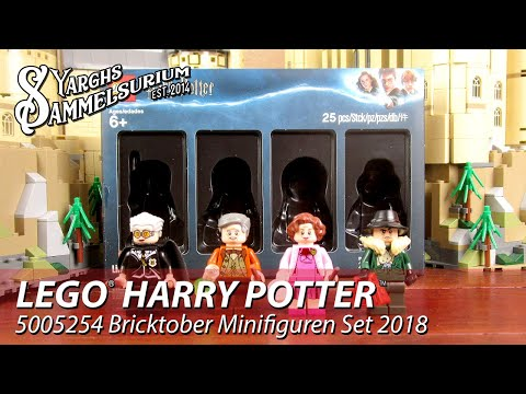 Lego Bricktober 2018 5005254 Harry Potter exclusive Toys'r'us NEW SEALED