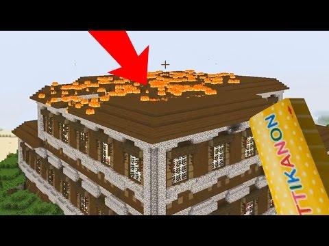 KIJK DIE VLAMMEN! - Minecraft Survival #216 (видео)