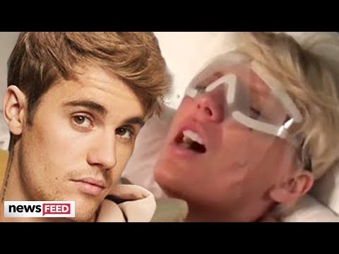 Justin Bieber Makes Fun Of Taylor Swift's Post-Surgery Video