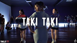 Download Video TAKI TAKI - Dj Snake, Selena Gomez, Cardi B, Ozuna - GALEN HOOKS CHOREOGRAPHY MP3 3GP MP4