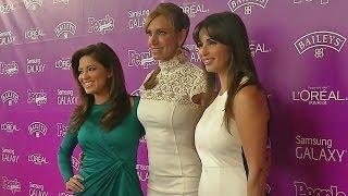 Se Reunieron En Miami Las Mujeres Más Poderosas Del 2013  -- Despierta América