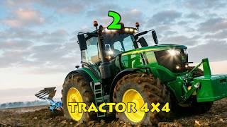 Video Conducción del Tractor Agrícola - Parte 1 MP3, 3GP, MP4, WEBM, AVI, FLV Juni 2018