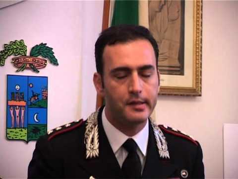 Conferite alla G.d.F. e CC. le Benemerenze della Regione Siciliana
