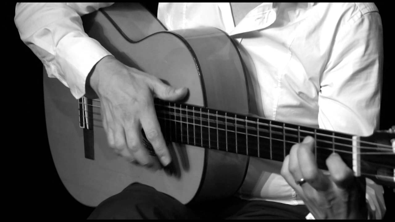 Guitar !!! Spanish Guitar Flamenco and Malaguena ! By Yannick Lebossé