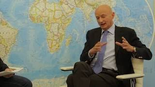 Prince Michael von Liechtenstein, the Founder and Chairman of Geopolitical Intelligence Services, discusses how the two main...