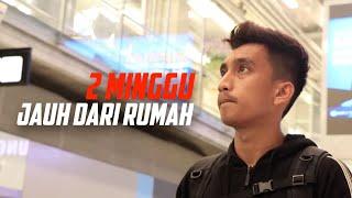 DUA MINGGU AWAY BERSAMA PERSIJA JAKARTA | Fitra Ridwan's Week Chapter 1
