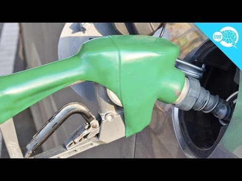 This is how a gas nozzle knows when to shut off