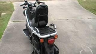 10. Honda Big Ruckus with back seat up