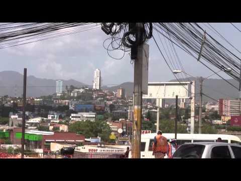 [Honduras] Tegucigalpa; Sightseeing 1/6 (Summer, 2013)