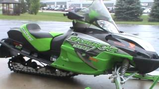 4. 2004 Arctic Cat Sabercat 500 LX $2,499 at Road Track & Trial