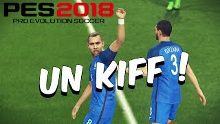 Video PES 2018 - UN KIFF 👍🏼 MP3, 3GP, MP4, WEBM, AVI, FLV Juli 2017
