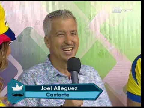 Joel Alleguez Cantante