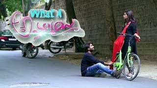 Video What A Ammai || Latest Telugu Short Film By Eluru sreenu ||Friday Poster MP3, 3GP, MP4, WEBM, AVI, FLV September 2018