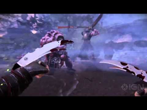 12 Bloody Minutes of Shadow Warrior 2 Gameplay - 1080p 60fps