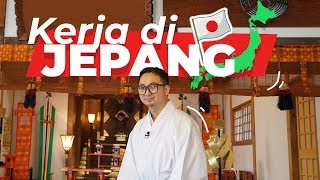 Video KERJA DI JEPANG ! MP3, 3GP, MP4, WEBM, AVI, FLV Juli 2018