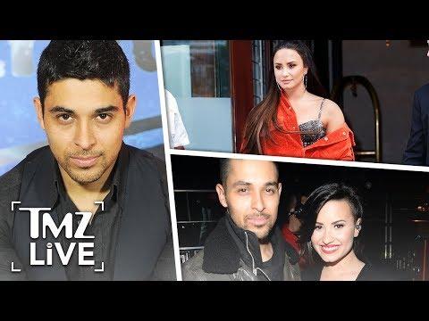 Wilmer Valderrama Constantly Visits Demi Lovato in Rehab | TMZ Live