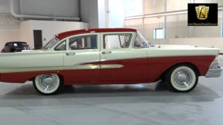 <h5>1958 Ford Custom 300</h5>