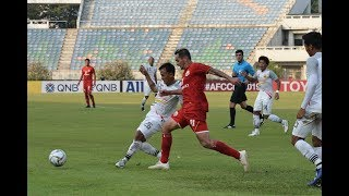 Shan United FC 1-3 Persija Jakarta (AFC Cup 2019 : Group Stage)