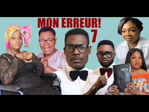 SERIE V12: FILM CONGOLAIS/ MON ERREUR! EPISODE 7