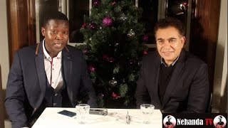 There was drama in central London on Friday night when businessman and former Zimbabwe Football Association president...