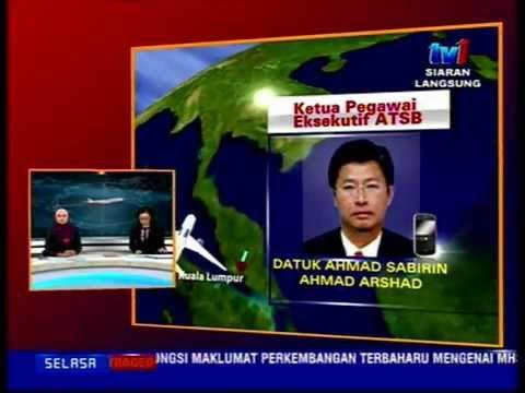 25 MAC (PAGI) GRANDSTAND TRAGEDI MH370