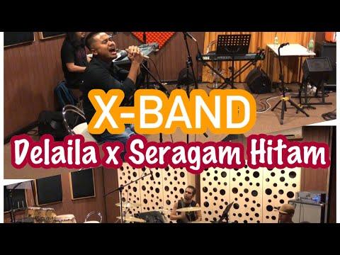 Delaila x Seragam Hitam | Lan Solo & X-Band
