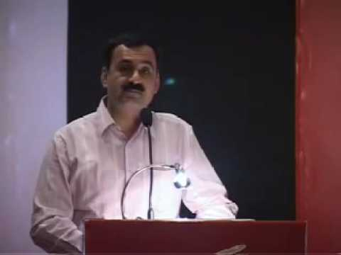 Mr Pavan Duggal at LBSIM ANNUAL IT SUMMIT 2008 part 1