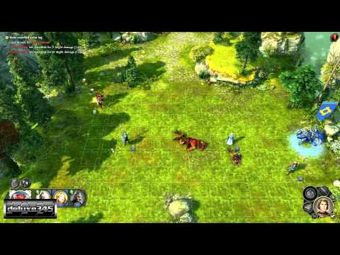 Меч и Магия: Герои 6 (Might & Magic Heroes VI) (CD-Key, Uplay, Region Free) Gameplay