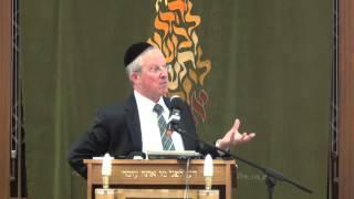"""הרב מרדכי דוד נויגרשל – פרשת לך לך (ה'תשע""""ד)"""