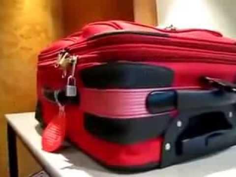 Как вскрывают ваш багаж