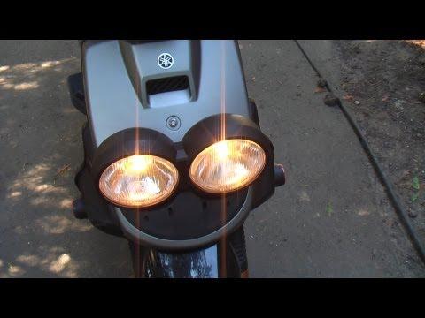Yamaha Zuma (BWS) Dual Headlight Mod