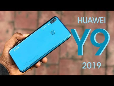 HUAWEI Y9 2019 Unboxing And Review