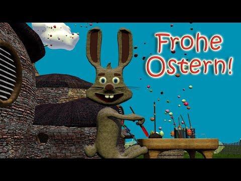 Frohe Ostern! Das lustige Osterlied - Gibt's auch mit Namen!