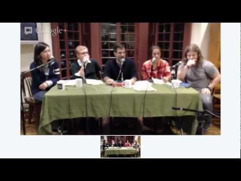 ModPo Live Webcast – 10-16-2012