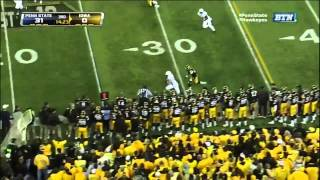 Michael Mauti vs Iowa (2012)