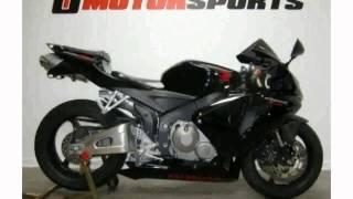 9. 2006 Honda CBR 600RR - Details, Features