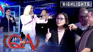 Video Vice, Vhong and Anne panic after Cory Vidanes visited It's Showtime | It's Showtime Mr. Q and A MP3, 3GP, MP4, WEBM, AVI, FLV September 2019