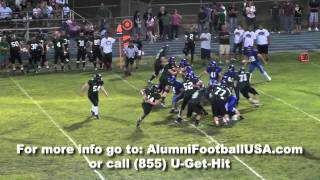 Thatcher (AZ) United States  city photos : Thatcher vs Safford Alumni Football USA Highlights 5/28/11