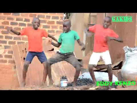 Eddy Kenzo Go Baby Dance Cover By Galaxy African Kids HD Video (GAKIDS)