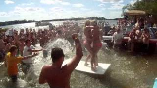 Clearwater (MN) United States  City pictures : Sandbar solace - Cross Lake, MN - Americafest