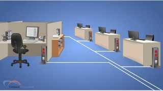 СКС соединяет воедино сервисы различного назначения.