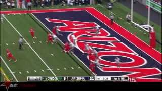 Marcus Mariota vs Arizona (2013)