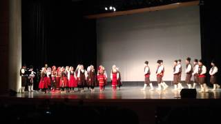 Sumadija Serbian Folk Dance Ensemble, Milwaukee, WI, USA