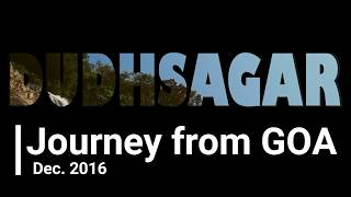Journey to Dudhsagar Waterfalls Goa with transportation price