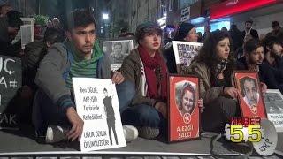 SAMSUN'DA EMEK VE DEMOKRASİ GÜÇLERİNDEN IŞİD'E NEFRET YAĞDI