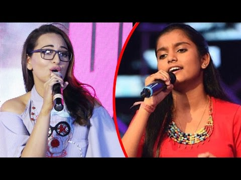 Video Sonakshi Sinha Reaction On Nahid Afrin Fatwa Controversy download in MP3, 3GP, MP4, WEBM, AVI, FLV January 2017