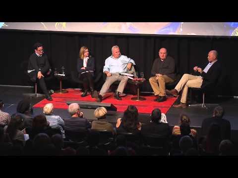 Next Year's News Now Panel, Festival of Dangerous Ideas 2015